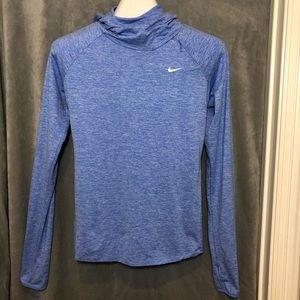 Nike Running Element Dri Fit Long Sleeve Hoodie Sm